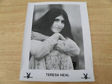 VINTAGE MUSIC PUBLICITY PHOTO TERESA NEAL UNKNOWN WOMAN