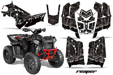Polaris Scrambler 850/1000 AMR Racing Graphic Kit Sticker ATV Quad Decals REAPER