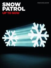 Snow Patrol Up To Now Learn to Play POP PIANO Guitar PVG Music Book