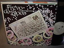 GRUPO ROMANCAL frevo de bloco ( world music )