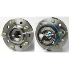 New Wheel Hub Bearing Assembly for Chevrolet Pontiac Front with 1 Year Warranty