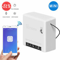 SONOFF MINI 2 Way DIY Smart Switch-APP Remote Control-for Alexa Google Home JR
