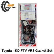Toyota Hilux 1KD-FTV VRS Gasket Set KUN16 KUN26 4 Cyl 16V Japan 2005-2016 H416