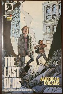The Last of Us: American Dreams #1 - Post Pandemic Edition Variant Cover - Rare!