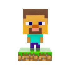 Dekolampe Minecraft Steve Dekolicht Nachtlicht Dekoleuchte Stimmungslicht