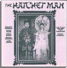 The Hatchet Man (1932) - New 1980s Soundtrack LP Record! (Caliban 6041)