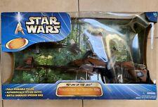 1/6 Scale Princess Leia on Speeder Bike Star Wars - Return of Jedi, Hasbro , NEW