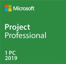 More details for ms project professional 2019  for windows