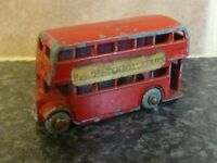 LESNEY MATCHBOX No.5A RED DOUBLE DECKER BUS BUY MATCHBOX SERIES
