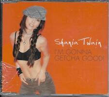 MAXI CD SINGLE 4T SHANIA TWAIN I'M GONNA GETCHA GOOD ! 2002 NEUF SCELLE