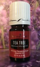 Young Living Essential Oils Tea Tree (Melaleuca Alternifolia) 5ml New
