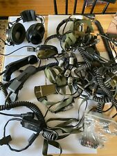 Large Lot of Vintage Military Communications and radio equipment