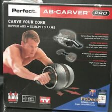 Ab Carver Pro Fitness Perfect Roller Abdominal Workout Wheel Exercise Equipment