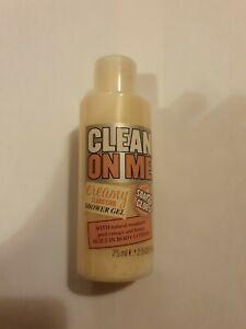 Soap & Glory Clean On Me Shower Gel 75ml