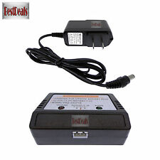 7.4 V Battery Charger-WLtoys V912 V913/A949 A959 A969 A979 RC Car/FT009 RC Boat