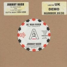 Johnny Nash Ol Man River Outta Site DEMO OSV099 Soul Northern Motown