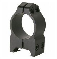 New! WARNE TIKKA Fixed Rings, 30mm, High, Matte, Black, Steel (Model# 15TM)