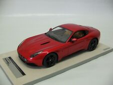 TECNOMODEL 2015 SUPERLEGGERA BERLINETTA LUSSO W/FERRARI F12 Red Color 1:18*New!
