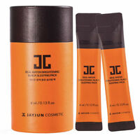 [JAYJUN] Water Brightening Black Sleeping Pack Cream  Moisture Lifting (10ea)