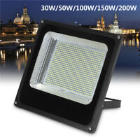 30W 50W 100W 150W 200W LED Flood Light Outdoor Security Lights Garden Lamp 220V