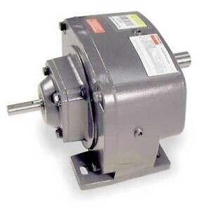 Dayton 4Z860 Speed Reducer,Indirect Drive,,17.5:1