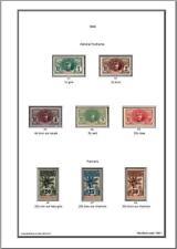 -Album de timbres Mauritanie 1906-1944 à imprimer