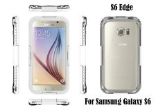 Waterproof Shockproof DirtProof Case Cover for Samsung Galaxy S6 S7 Edge Plus