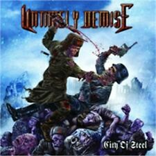 UNTIMELY DEMISE - City of Steel (NEW*CAN SPEED/THRASH METAL KILLER)