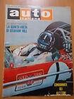 AUTO ITALIANA n. 22/1969 Graham Hill vince per la quinta volta a Montecarlo