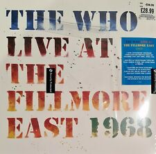 The Who - Live at the Fillmore East April 6th 1968 - Read - #3