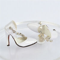 Sherry light white shoes for Sybarite SUPERDOLL GenX.1 GenX.2 2019 HOLIDAY