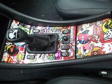 30x152cm EZ-Design Autofolie Sticker bomb folie Geil Tuning Styling Blasenfrei