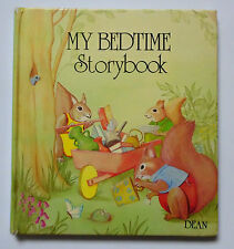 MY BEDTIME STORYBOOK ILLUSTRATED BY PETER SKINNER HB BOOK 1981 DEAN