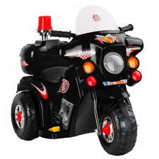 Rigo Kids Ride on Motorbike Toy - Black