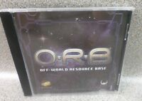 O.R.B. Off-World Resource Base Windows PC Game 2002 - ORB CD and Key - Oz Seller