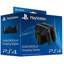 Official Sony PlayStation DualShock 4 Charging Station/Dock PS4 NEW