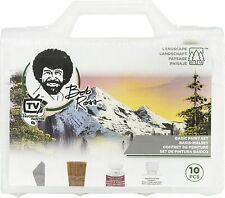 Bob Ross Joy of Painting Landscape Oil Paint Basic Starter Set