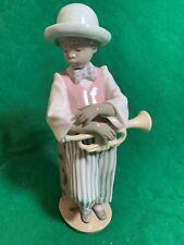 Jazz Horn lladro Figurine #5832