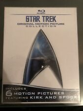 STAR TREK: ORIGINAL MOTION PICTURE COLLECTION****BLU-RAY****REGION FREE****NEW
