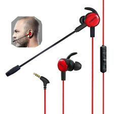 Gaming Earphones with Mic PC Gamer Headset for Mobile Phone PS4 New Xbox one