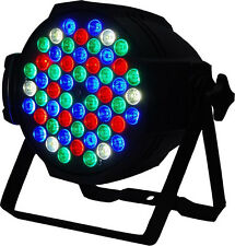 PAR LED 54x3  Watt Par 64 RGB Lighting DJ Party Disco Spot Lamp stage Light