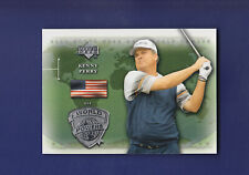 Kenny Perry 2004 Upper Deck Golf World Powers #101