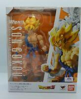 Sh Figuarts Son Goku Awakening Gokou Super Saiyan Figurine Bandai Tamashii s.h.