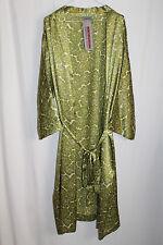 cocon.commerz PRIVATSACHEN MORGENSTERN Kimono aus Seide in weiß/grün Gr. 2-3