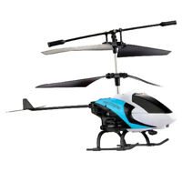 S126 RC Helicoptero + IR Control Remoto 10m 2 Canales Azul P4V5
