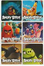 "30 Assorted Angry Birds Movie Stickers, 2.5"" x 2.5"" each, Party Favors"
