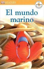 DK Readers: El Mundo Marino Spanish Edition