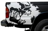 Vinyl Graphics Decal Wrap Kit for 1995-2004 Toyota Tacoma Truck TRD SCREAM WHITE