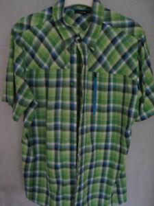 Wanderhemd - Outdoorhemd, Gr. 50   -CMP