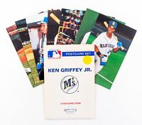 Ken Griffey Jr. 8 Postcard Set (1991 Official MLB) Photography by Barry Colla